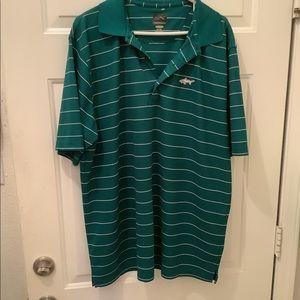 Men's Greg Norman XL golf shirt
